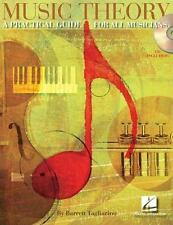 Music Theory: A Practical Guide for All Musicians Book & Online Audio