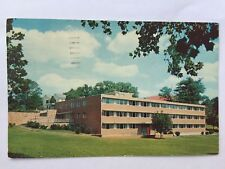 Hollins Virginia Randolph Hall Student Residence Hollins College Postcard A33