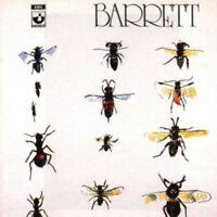 SYD BARRETT Barrett CD BRAND NEW Bonus Tracks Pink Floyd