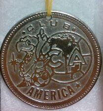 coin Club aguilas del america Coin