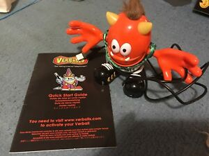 RARE VERBALLS Striker THE INTERNET TELEPHONE TOY
