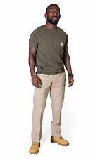 Dickies Mid Rise 34L Trousers for Men