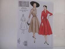 Vogue 2401 V2401, Vintage Model, Original 1952 Design, Misses' Dress Sz 18-22