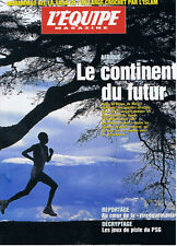 L'EQUIPE MAGAZINE  N°800 1997  boxe mohammed ali la saga (3)  virenque