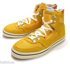RARE~Adidas Originals Blue HARDLAND HI ZIP superstar Shoe chile Sneaker~Men 12.5