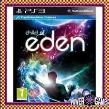 Child of Eden PS3 (Sony PlayStation 3) Brand New