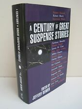 A Century of Great Suspense Stories by Jeffrey Deaver