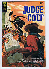 Judge Colt #3 Gold Key Pub 1970