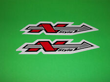 HONDA CR CRF 50 65 80 85 125 250 450 N-STYLE GRAPHICS MOTOCROSS STICKERS DECALS