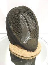 Vintage Fencing Metal Mesh Mask