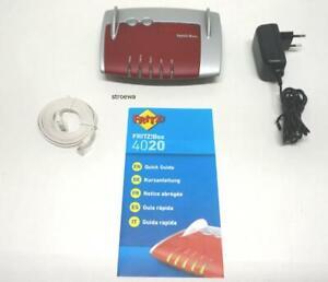 Ausstellungsstück--AVM FRITZ!Box 4020 WLAN Router