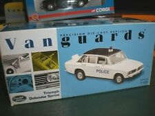 Vanguards 05306 - Triumph Dolomite Sprint Police - 1:43 Made in China