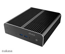 Akasa A-NUC35-M1B Newton S7 Fanless Case for 7th Generation Intel NUC boards
