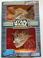 New! Micro Machines STAR WARS REBEL SNOWSPEEDER Luke Skywalker & Rebel Gunner