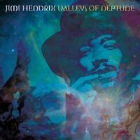 JIMI HENDRIX - VALLEYS OF NEPTUNE  CD  12 TRACKS CLASSIC ROCK & POP  NEU