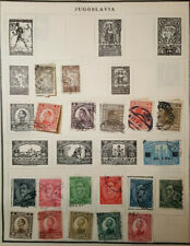 Lot of  34 SLOVENIA,SHS,Yugoslavia Postage Stamps, Rare & In Great Condition!
