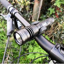 MTB Night Lights | Mountain Bike Trail Riding Torch | 800 Lumen USB Rechargeable