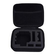 Carrying Case Pouch Bag Case Zip Black for Digital Camera GoPro Hero 1 2 3 3+ DT