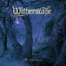 Witherscape-The Inheritance CD 9 tracks hard & heavy/METAL NUOVO