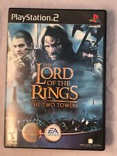 The Lord of the Rings the Two Towers - Playstation 2 - Excellent Condition
