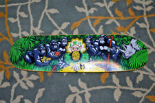 Immaculate Evolution Cliche Skateboard Deck Screen Print art sean cliver NOS new