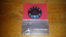 Quantum reel repair parts (drag knob Boca 60,80 PTSD and 60,80,100,120 PTSE)