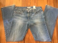EMPORIO ARMANI Stone Washed DENIM Blue Jeans SIZE 29 x 33 Flare MADE IN ITALY