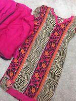 Salwar Kameez Suit Indian Pakistani Designer Bollywood Dress Anarkali Shalwar