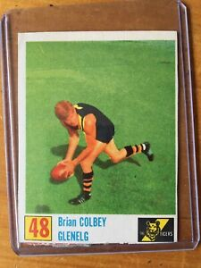 SANFL 1970 Brian Colbey Glenelg