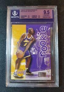 1996 Skybox Premium #203 Kobe Bryant Rookie BGS 9.5
