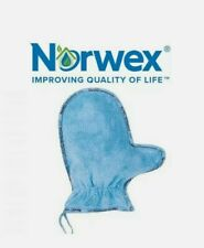 * Norwex Dusting Blue Mitt - Baclock static dust collecting glove Free Shipping