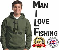 Carp Fishing Hoodie Carping Hoody Quality Brands MILF Winter Gear
