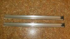 Genuine Maytag Quiet Series Dishwasher Part Two Upper Rack Track Rails & Stops