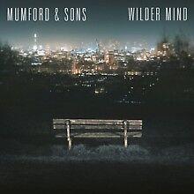 MUMFORD & SONS - Wilder Mind (CD)  NEW & SEALED