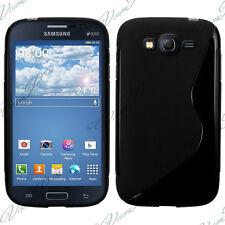Housse Etui Coque TPU Silicone NOIR Samsung Galaxy Star 2 Plus Advance SM-G350E
