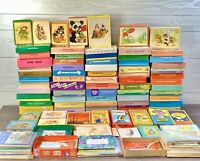 Lot of over 1200 New old Stock Vintage greeting Cards 1940s-80's