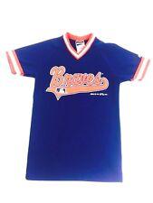 Vintage Atlanta Braves Shirt 1990s MLB Baseball #1 BIKE Youth M