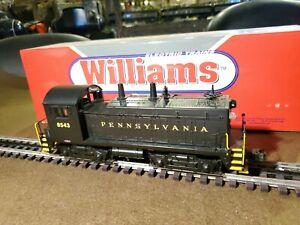 Williams O Gauge, Super Sharp Penn #8543 NW211 Diesel Switcher C7 Smooth Runner