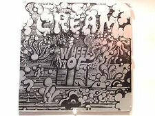 Cream  Polydor 2612-001  Wheels of Fire  UK Release ('70 RE) Clapton Baker Bruce