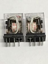 Relay MY4N-J  MY4N MY4 220V 240V  220VAC COIL 2pc