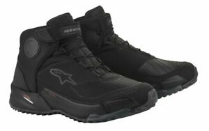 Alpinestars CR-X DRYSTAR RIDING SHOES Motorbike/Scooter Short Ankle Boots/Shoe