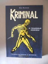 KRIMINAL  -  Bunker & Magnus  Serie Oro Repubblica [G608]