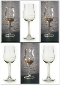 6 Bugatti Whisky Gläser Nosing Kelch Tasting Stil Whiskey Glas Likör Single Malt