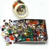AAA Mixed Gems Semi Precious Loose Natural Gemstones Lots Faceted Cut (MX-60003)