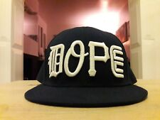 Manifest Worldwide DOPE Snapback Hat RARE Detroit Baltimore Pittsburgh expos