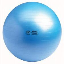 Fitness Mad Core FBALL75 300kg Workout Exercise Burst Resist Swiss Ball - 75cm
