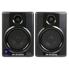 M-AUDIO AV 40 coppia monitor casse speaker attivi 80 watt NUOVI con GARANZIA ITA