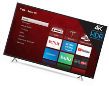 Tcl 55S405 55-Inch 4K Ultra Hd Roku Smart Led Tv (2017 Model) No Tax