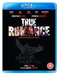 True Romance BLU-RAY NEW