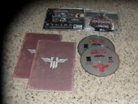 Return to Castle Wolfenstein The Platinum Edition (PC, 2002) with key and manual